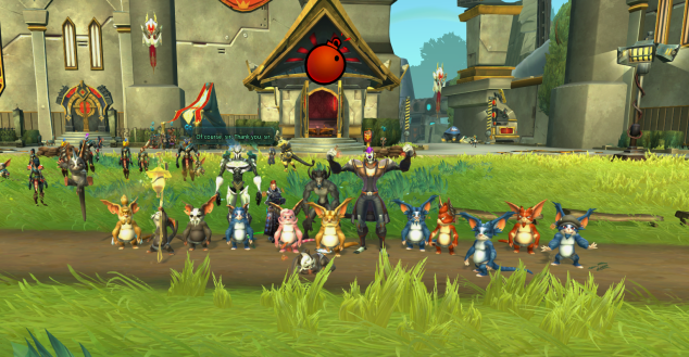 Naked Chua Run Group Photo